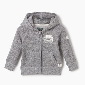 Roots Baby (3-6 Months) Banff Ski Zip Hoodie